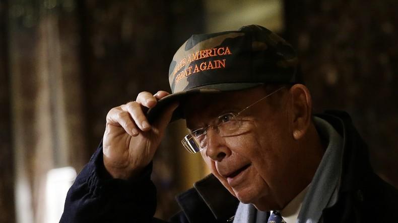 US-Senat ernennt 79-jährigen Milliardär Wilbur Ross zum Handelsminister