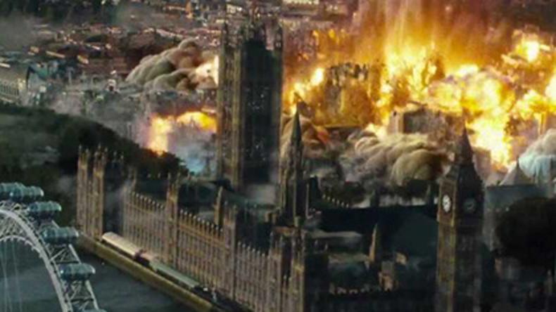 Britische Wissenschaftler simulieren Asteroideneinschlag auf London und Berlin
