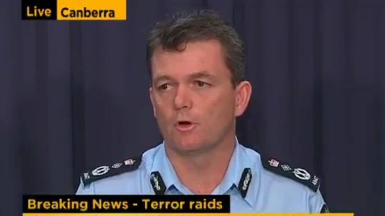 Polizei nimmt mutmaßlichen IS-Berater in Australien fest