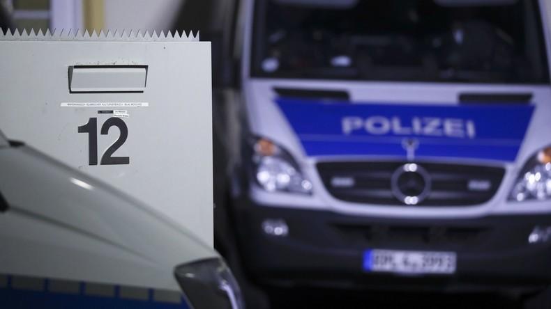 Mutmaßlicher Großmutter-Mörder tötet auf der Flucht zwei Polizisten im Landkreis Oder-Spree