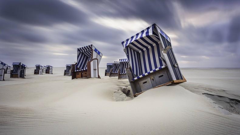 Ein endlicher Rohstoff: Weltweit versiegt der Sand