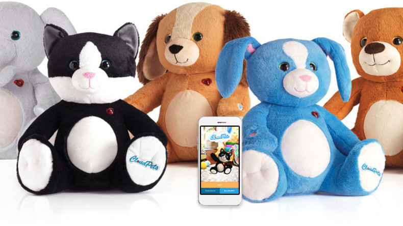 Privatgespräche zwischen Eltern und Kindern via Teddybärchen durchgesickert