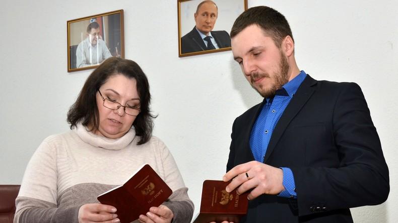 UN-Flüchtlingskommissar kommentiert Anerkennung der Donezker und Lugansker Pässe in Russland