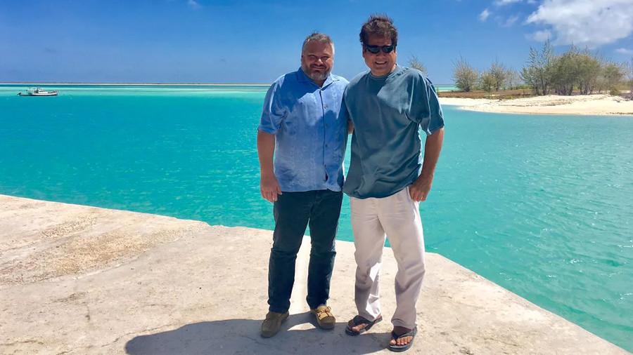 Millionär will Russisches Kaiserreich auf unbewohnten Inseln wiederherstellen