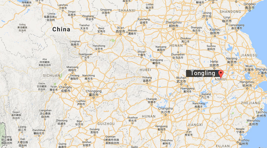 Gewaltige Explosion erschüttert Chemiewerk im Osten Chinas [VIDEO]