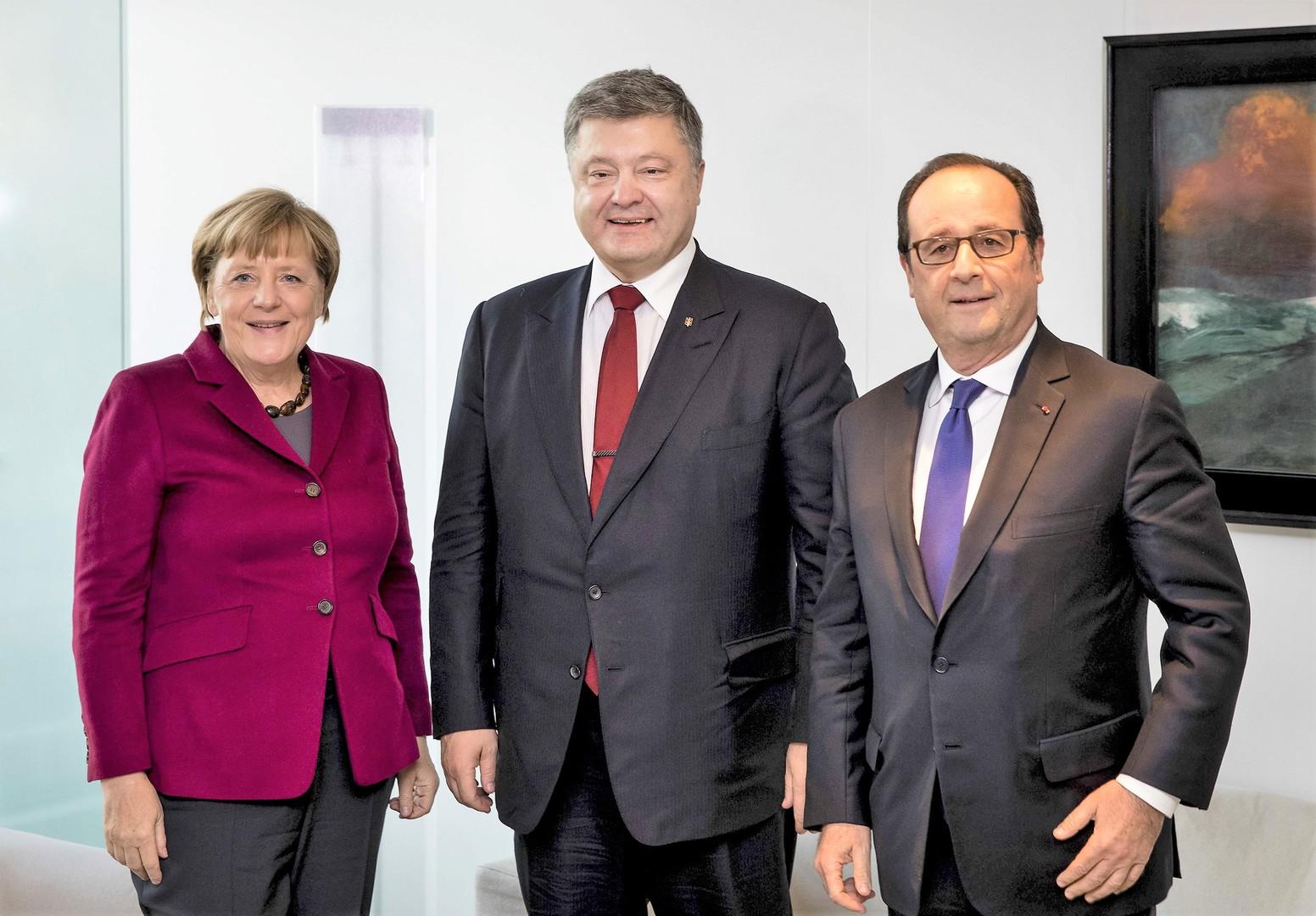 Minsker Abkommen ist eine Farce: Russlands Strategie im Ukraine-Konflikt steht vor Umbruch