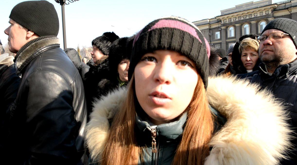RT-Spezialreportage aus dem Donbass: Tränen in der Oper von Donezk