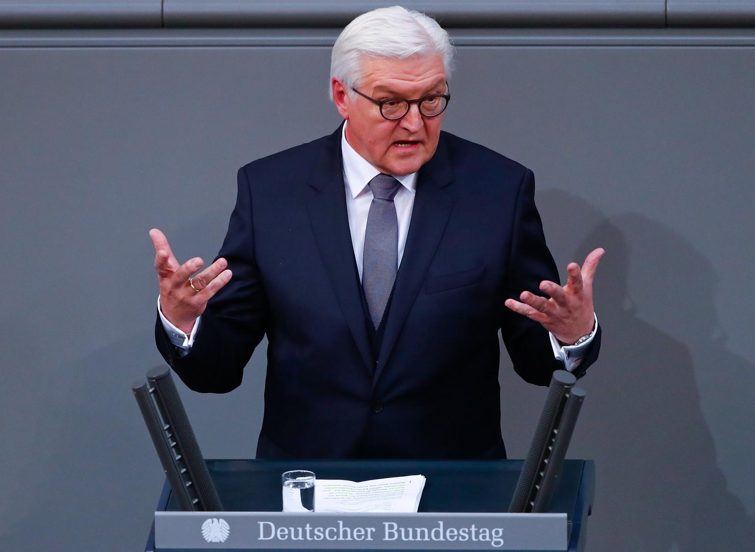 Steinmeiers gefährlicher Mut: Warum sein Appell ans Wagnis tatsächlich Angst macht