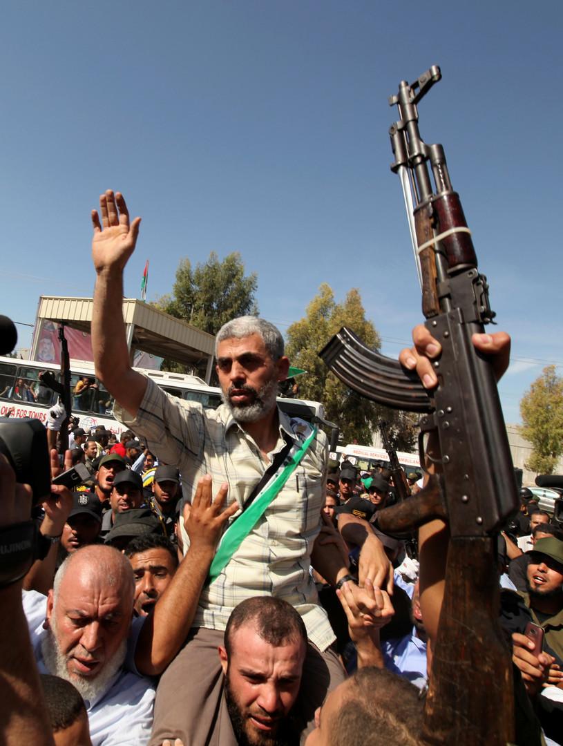 Hamas wählt neuen Führer in Gaza