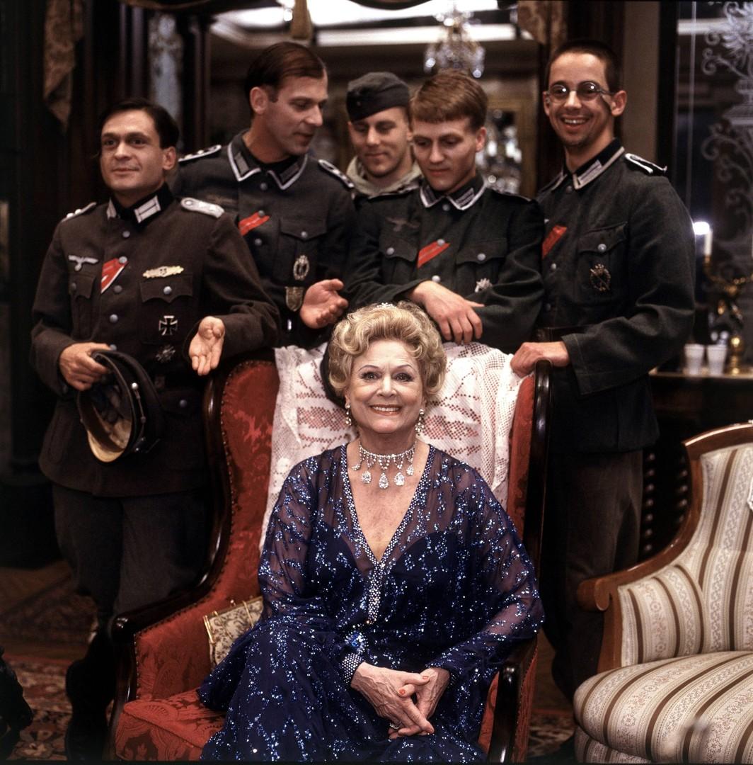 Hitlers Lieblingsschauspielerin entpuppt sich als sowjetische Spionin