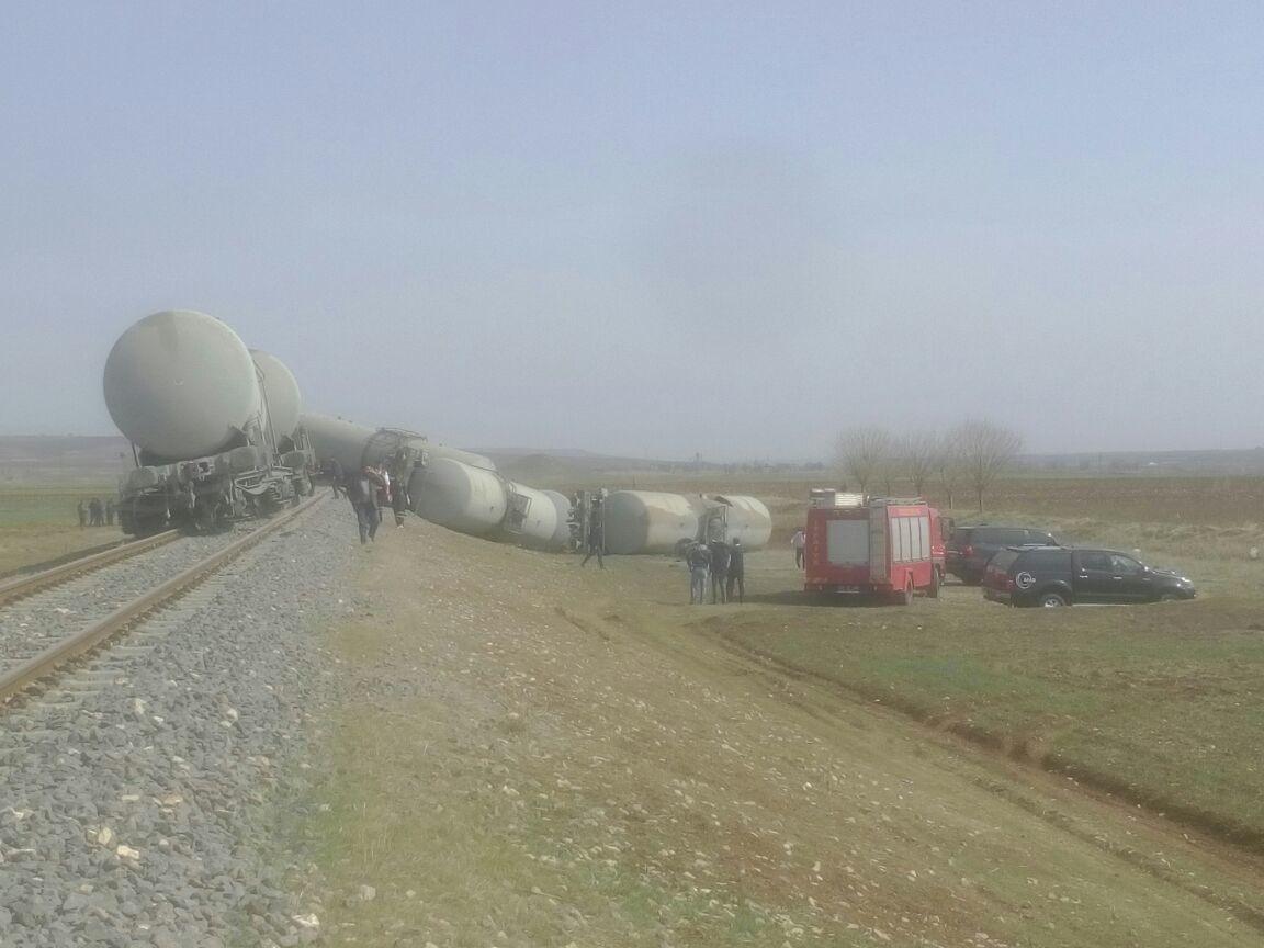 Terroristen sprengen Rohöltransportzug in der Türkei
