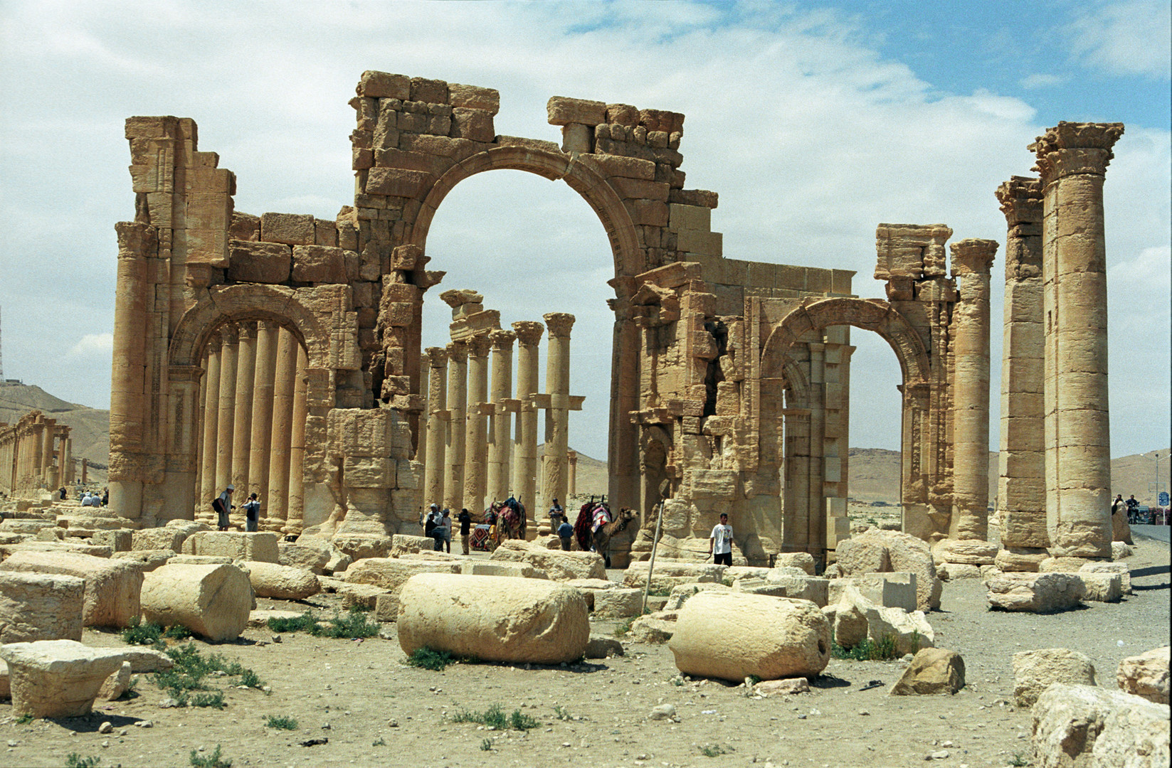 Barbaren des 21. Jahrhunderts: Religiöse Fanatiker zerstören Kulturdenkmäler im Nahen Osten