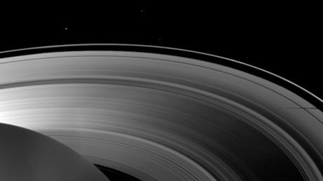NASA veröffentlicht detaillierte Bilder der Saturnringe
