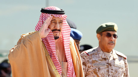 Kann sich auf Washington verlassen: Salman ibn Abd al-Aziz, König von Saudi-Arabien.