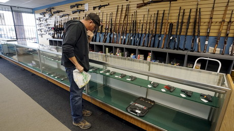 US-Kongress erlaubt Waffenverkauf an psychisch Erkrankte