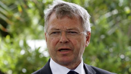 Norwegischer Ex-Premier wird im US-Flughafen für potentiellen Terroristen gehalten