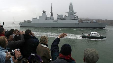 Bei Entwicklung britischer Zerstörer Schutz vor russischen U-Booten vergessen