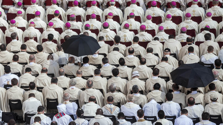 Sieben Prozent der katholischen Geistlichkeit in Australien der Pädophilie beschuldigt