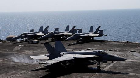 Zwei Drittel der Bordjäger der US-Marine können nicht fliegen