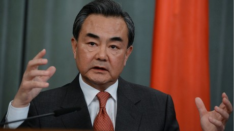 Chinas Außenministerium ruft Washington auf, sich an Geschichte des Zweiten Weltkrieges zu erinnern