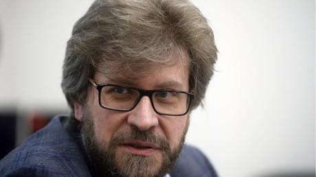 Fijodor Lukjanow, Politikwissenschaftler und Chefredakteur der Zeitschrift Global Affairs Russia.