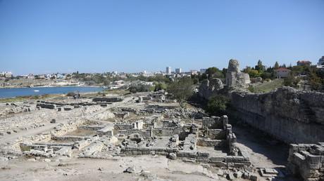 Britische Archäologen wollen sich an Ausgrabungen auf der Krim beteiligen