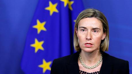 Mogherini ruft die USA auf, sich nicht in die EU-Angelegenheiten einzumischen