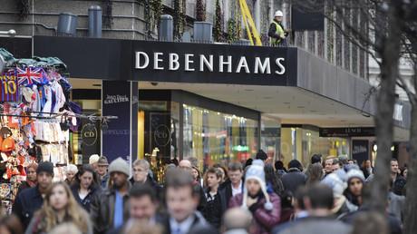 Britische Kaufhauskette Debenhams setzt auf traditionelle islamische Kleidung
