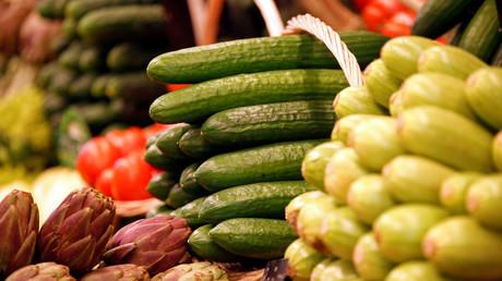 Die Preise für Gemüse gehen gerade durch die Decke.