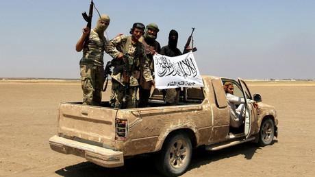 5.000 Chinesen sind Mitglieder von syrischen Terrorgruppen