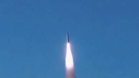 Medien: Neue nordkoreanische Rakete macht Südkoreas Präventivschlagsystem sinnlos