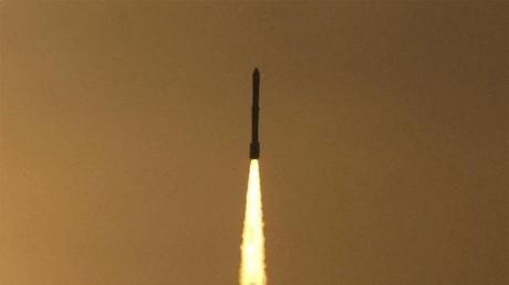 Indien bringt 104 Satelliten mit einer Trägerrakete in Erdumlaufbahn