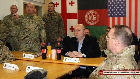 Bildquelle: Verteidigungsministerium von Georgien