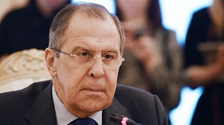 Sergei Lawrow wirft US-Geheimdiensten Abhören des russischen Botschafters in den USA vor