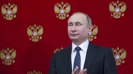 Hat laut PricewaterhouseCoopers gute Gründe, optimistisch in die Zukunft zu blicken: der russische Präsident Wladimir Putin.