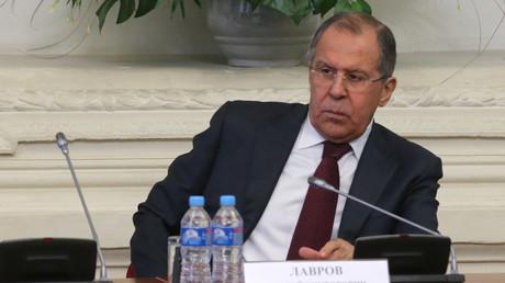 """Sergei Lawrow zum """"Krim-Mietvorschlag"""": """"Man kann bei sich selbst nichts mieten"""""""
