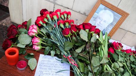 Wladimir Putin zeichnet Witali Tschurkin posthum mit Orden für Tapferkeit aus