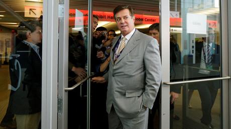 Trumps Ex-Wahlkampfleiter Paul Manafort