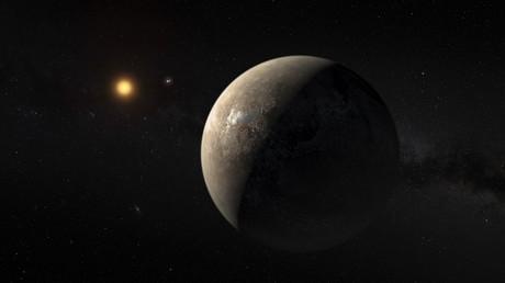 NASA entdeckt sieben erdähnliche Planeten, wo es flüssiges Wasser und Leben geben kann