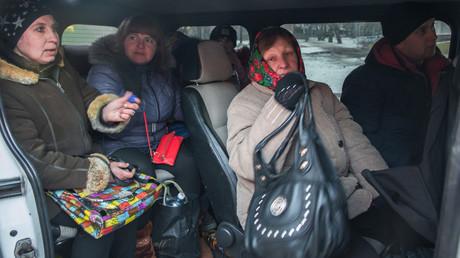Weißrussland empfängt Donbass-Flüchtlinge auch ohne gültige Dokumente