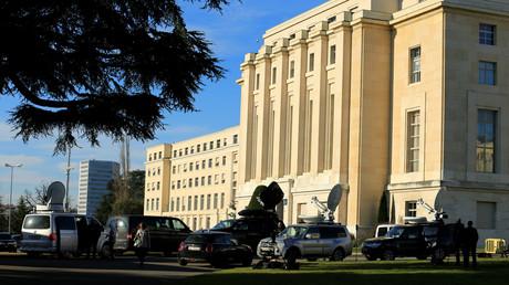 """Russlands UN-Botschafter in Genf: """"Russland rettet Europa vor einer neuen Flüchtlingswelle"""""""