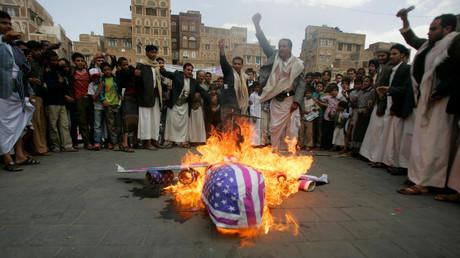 Der US-Einsatz im Januar auf jemenitischem Boden löste heftige Proteste aus.