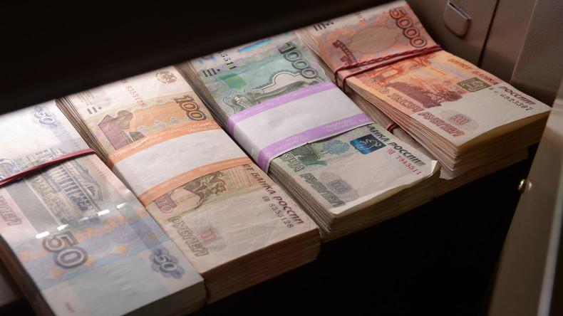 VR Lugansk führt Rubel als offizielle Währung ein