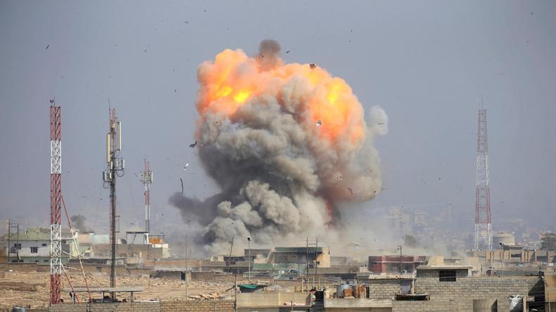 Entscheidungsschlacht im Irak: Regierungstruppen kesseln IS in Mossul ein