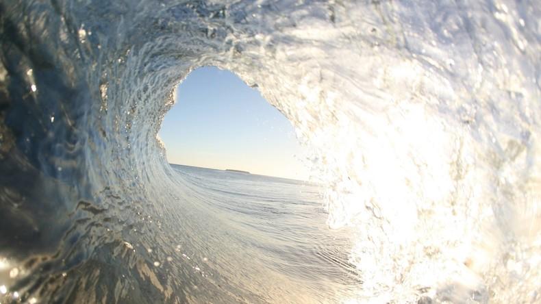 Pazifik birgt ernsthafte Gefahr für irdisches Leben in sich