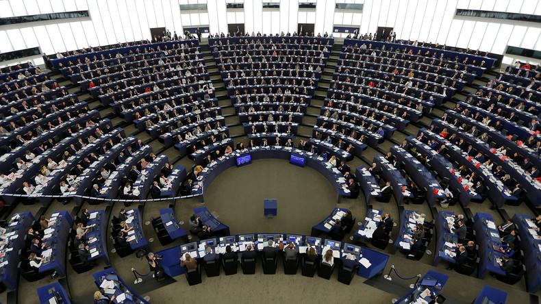 """EU-Parlament darf bei """"Hate Speech"""" Live-Übertragungen abbrechen"""