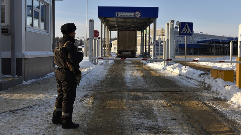 Weißrussland verbietet 300.000 Ukrainern die Einreise