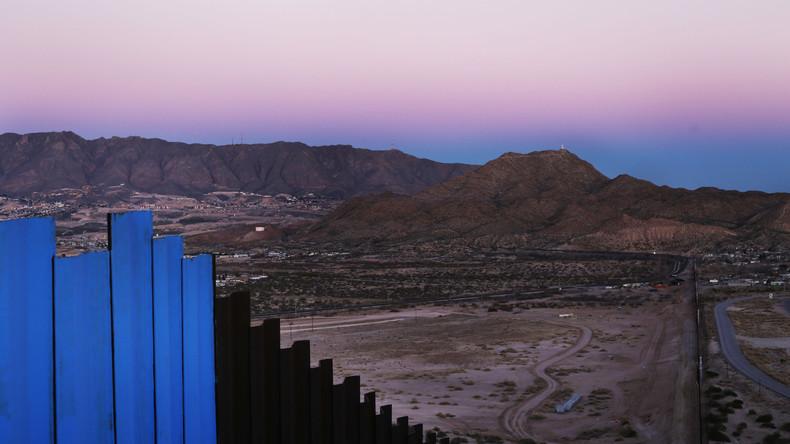 Über 200 Firmen interessieren sich für den Bau der Mexiko-Mauer