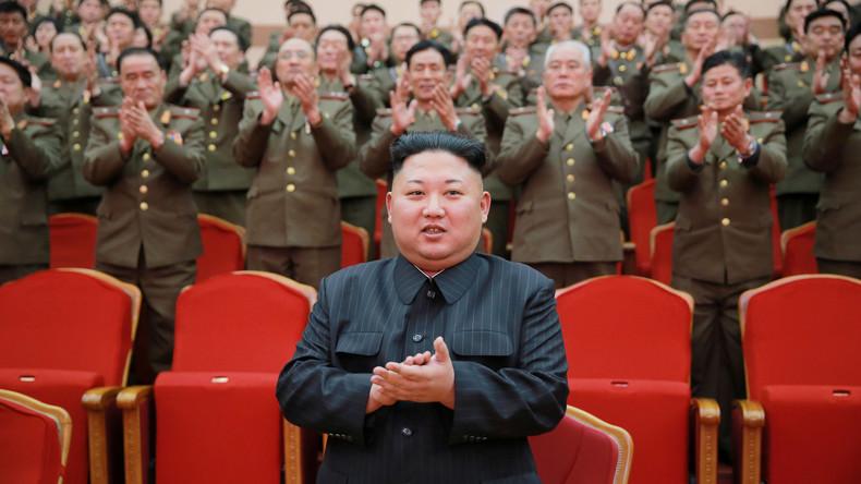 Weißes Haus ist zum Regimewechsel in Nordkorea bereit - Medien