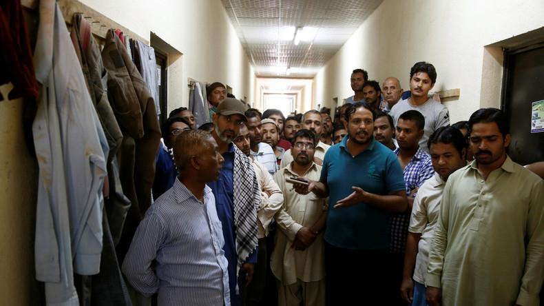 Gastarbeiter in Saudi-Arabien: Schläge, Missbrauch, Folter